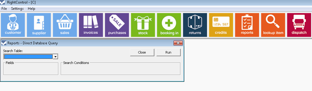 reports1 inventory management software